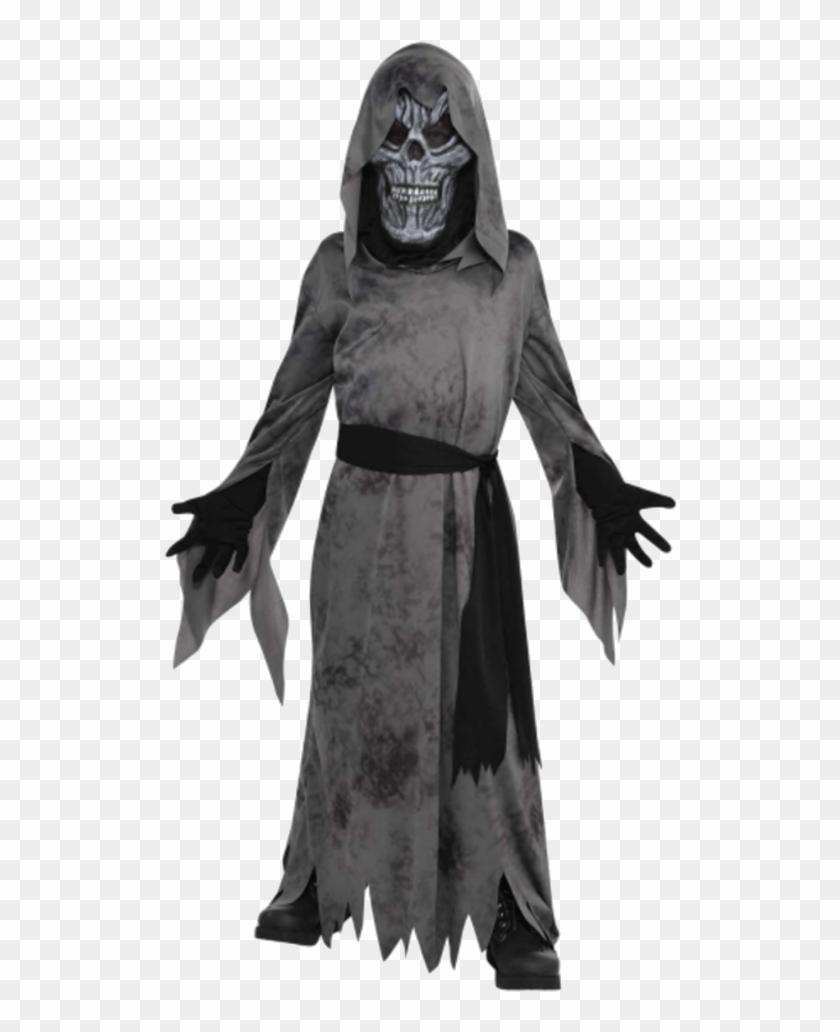 Child Ghastly Ghoul Halloween Costume , Scary Party City