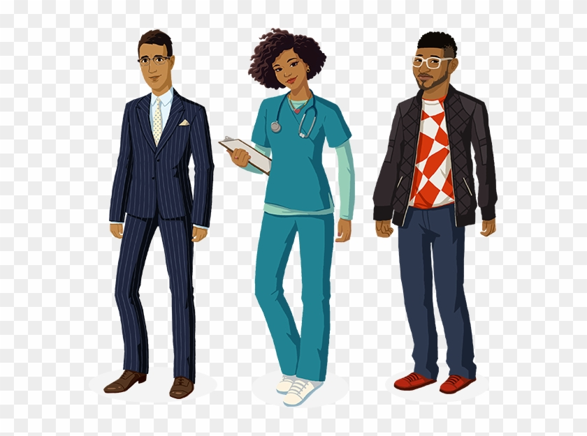 Challenge Accepted - Formal Wear Clipart #5809000
