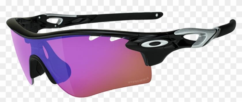 Clip Sunglasses Visor - Oakley Matte Heather Grey - Png Download #5813500