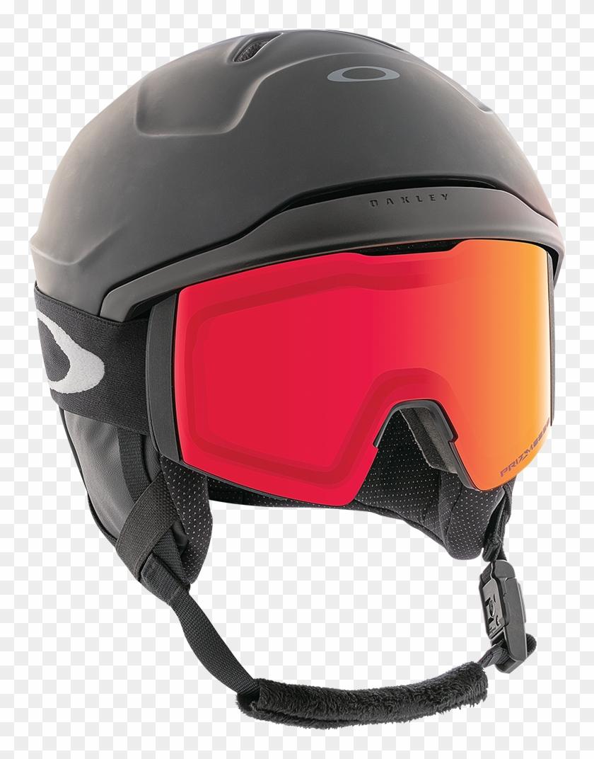 Oakley Mod 3 Helmet 2018-19 - Best Ski Helmets 2019 Clipart #5813738