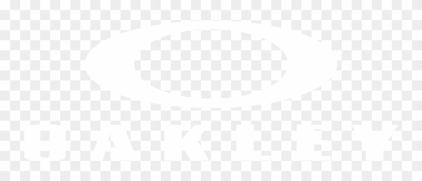 Oakley Eyewear - White Oakley Logo Clipart #5814124