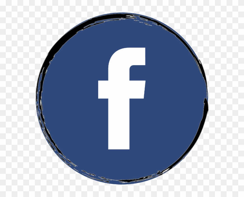 Thauma Icon - Facebook - Black Png Social Media Icons Clipart #5815379