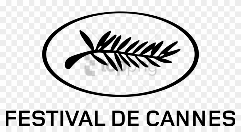 Free Png Festival De Cannes Png Image With Transparent - Festival De Cannes Logo Png Clipart #5819351