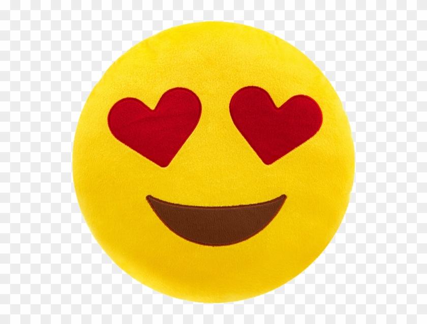 Love Heart Emoji Pillow Clipart #5822968