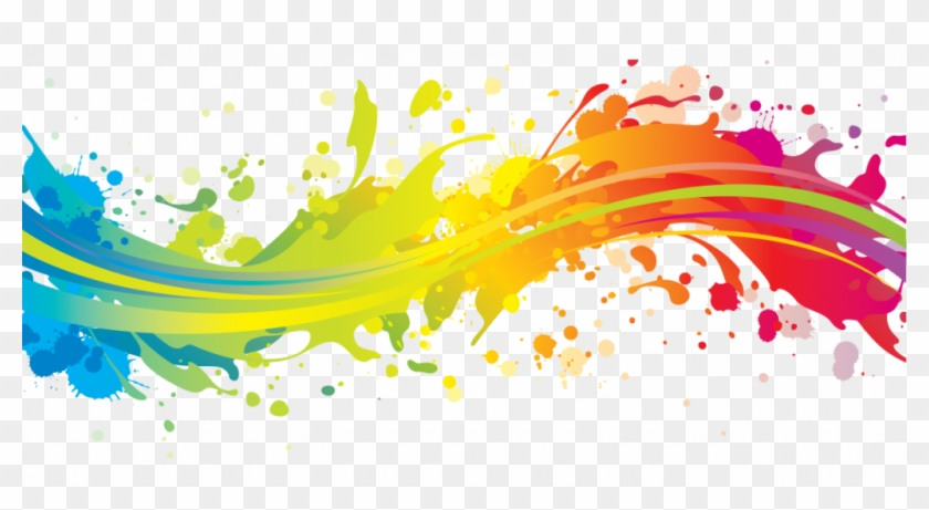 10 Graphics Designers Every Graphic Designer Should - Colorful Graphic Design Png Clipart #5840651