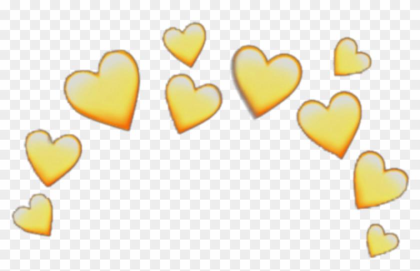 #snapchat #hearts #snapchat❤💛 - Purple Heart Emoji Transparent Background Clipart #5859324