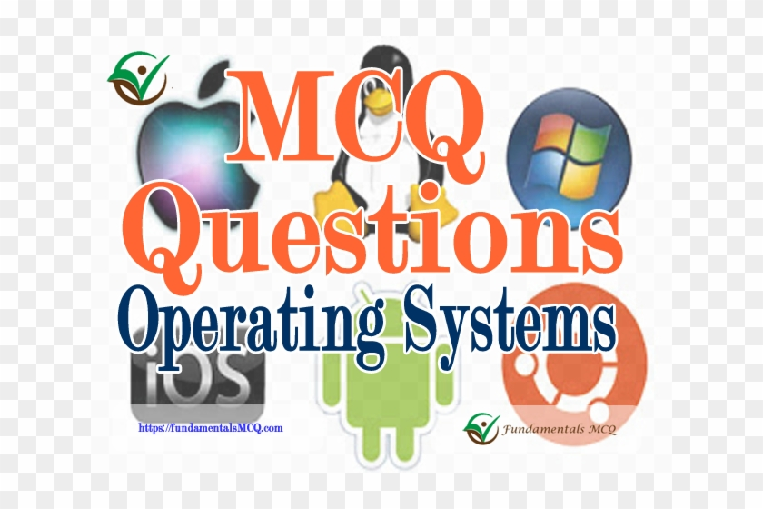 Operating System Exam Questions And Answers Mcq Type - Graphic Design Clipart #5863019