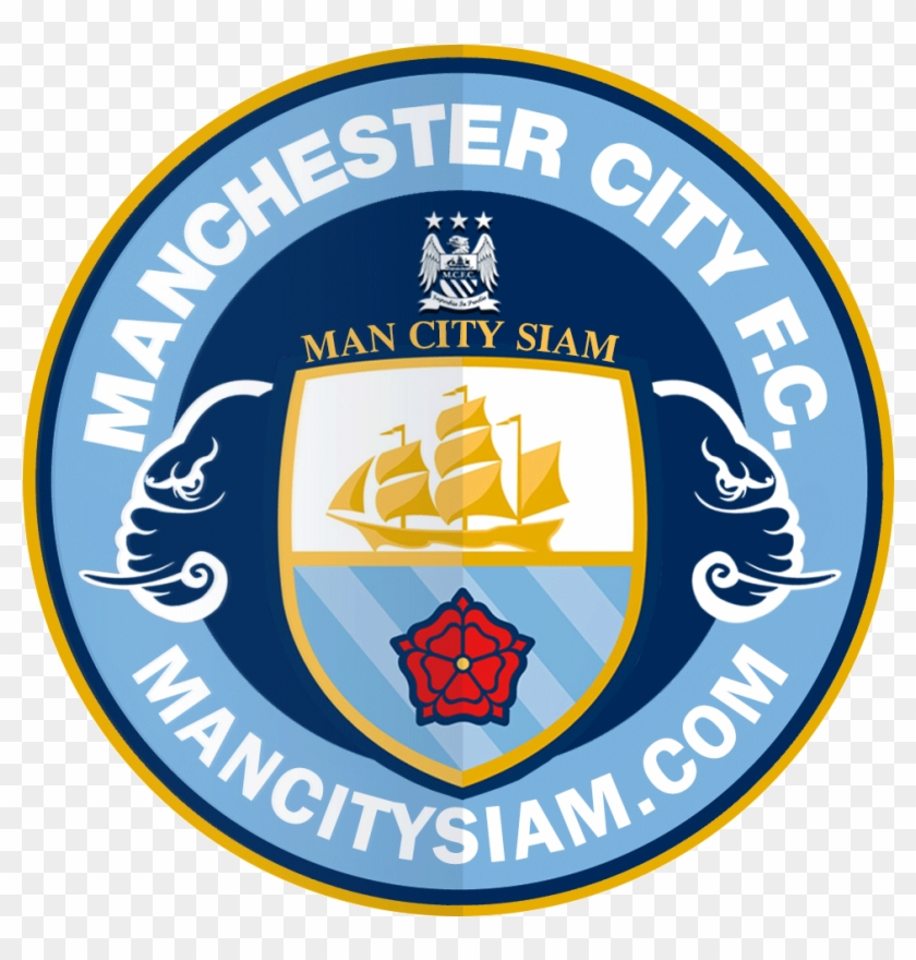 Manchester City Logo Png Manchester City F C Clipart 5865420 Pikpng