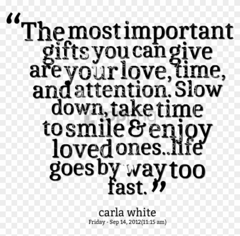 Free Png Sometimes You Want To Give Up Quotes Png Image - Time Is Important In Love Quotes Clipart #5865850