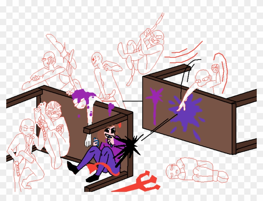 I Want You Guys To Either Draw You - Five Nights At Freddy's Clipart #5866031