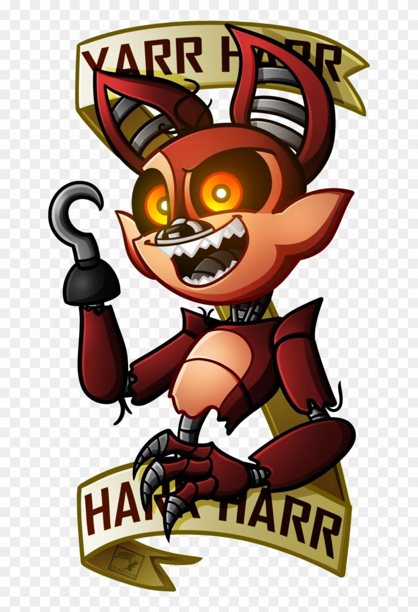 Nightmare Foxy Wallpaper By Grimmstein Foxy Wallpaper Fnaf Foxy