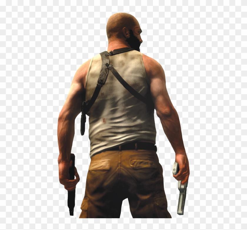 Max Payne Png File - Max Payne 3 Wallpaper 1080p, Transparent Png #5869838
