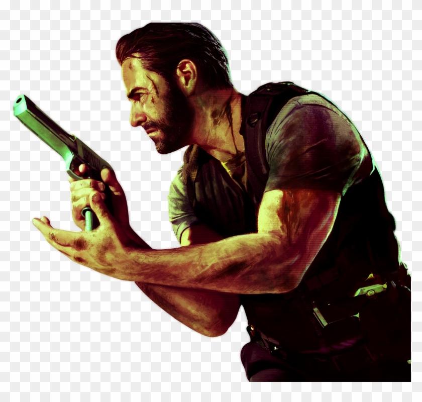 Download Max Payne Png Photos For Designing Purpose - Max Payne, Transparent Png #5869887