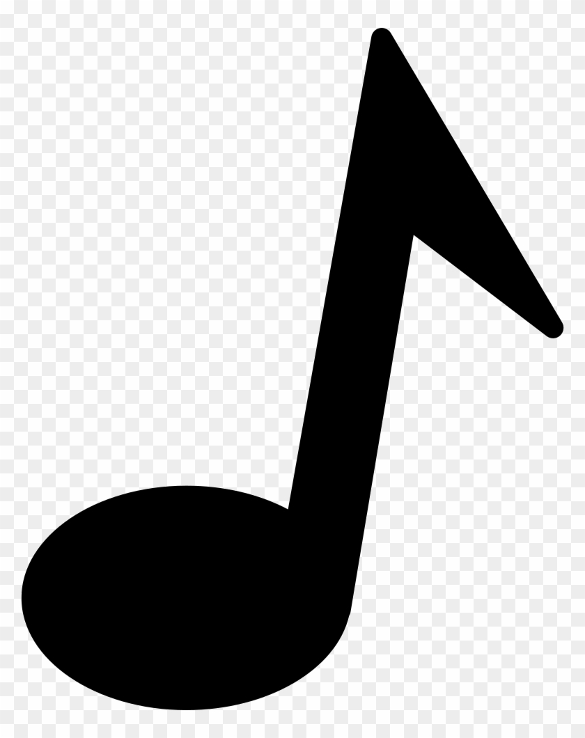 Musical Note Symbol Comments - Imagenes De Nota Musicales Clipart #5870080