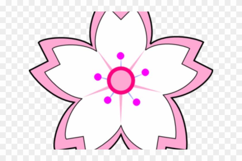 Blossom Clipart Bunga Sakura Gambar Logo Bunga Png Transparent