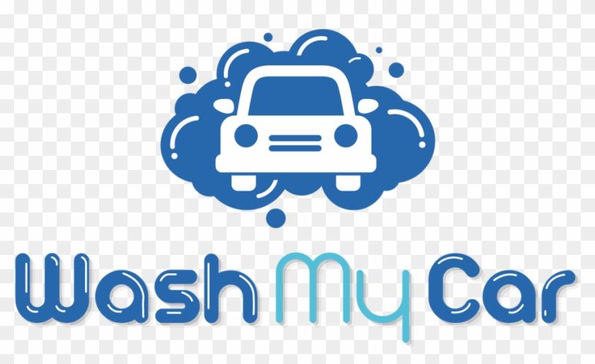 Wash My Car Logo Design - Wash My Car Logo Design Ideas Clipart #5890656