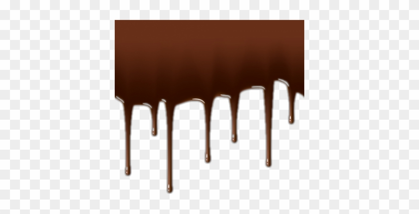 #dripping #chocolate - Wood Clipart #5898713