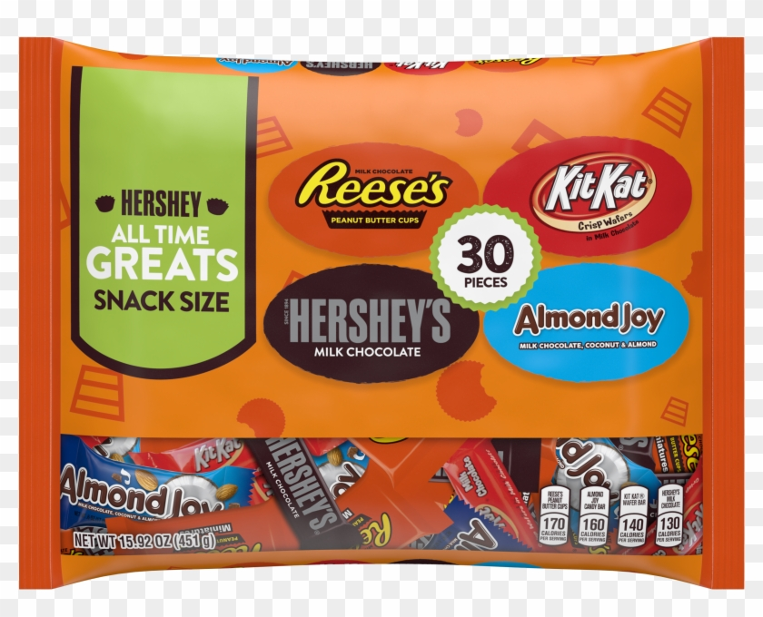Hershey's All Time Greats Chocolate Candy Variety Pack, - Hershey's All Time Greats Chocolate Candy Variety Pack Clipart #5898905
