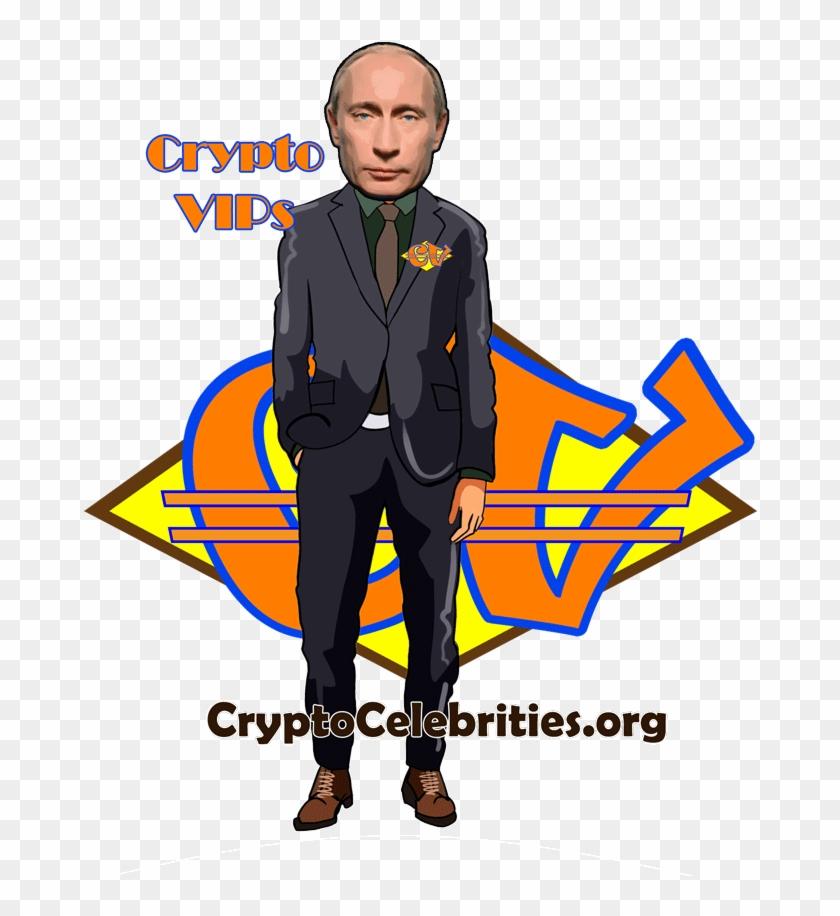 Vladimir Putin's Avatar - Magazine Person Of The Year Clipart #590148
