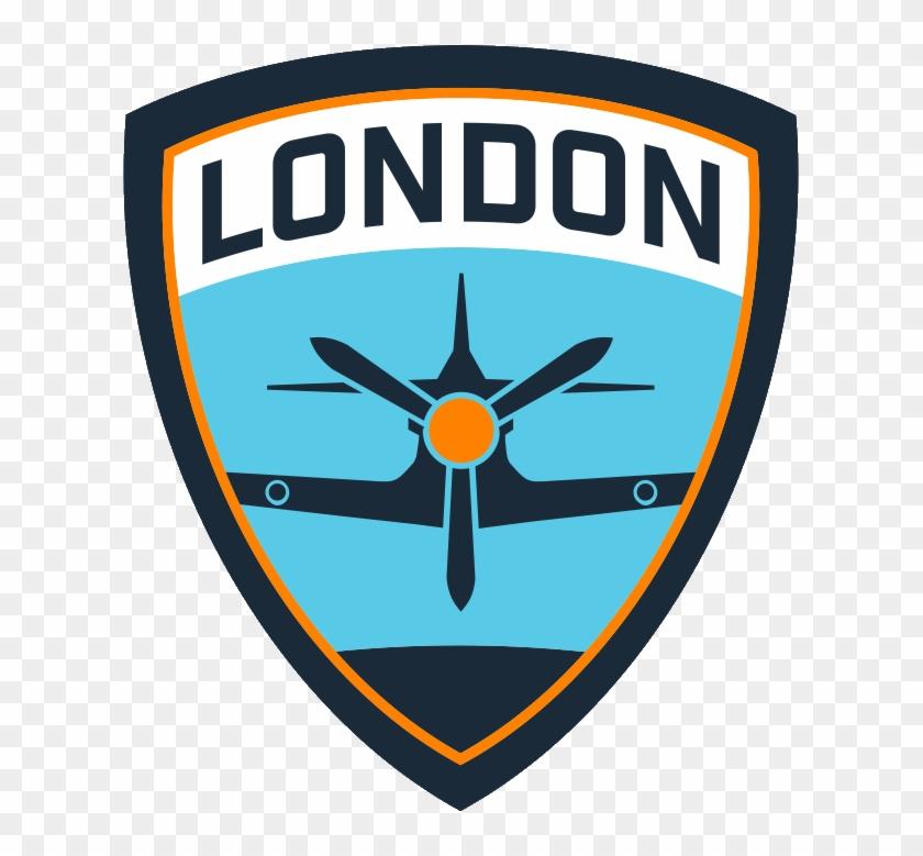 London Spitfire Logo London Spitfire Wallpaper Overwatch