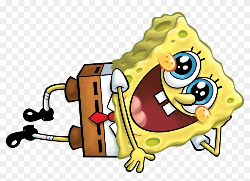 Snapchat Sticker Spongebob Clipart@pikpng.com