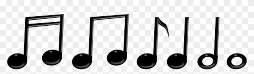 Music Note Png High-quality Image - Musical Notes To Draw Clipart #592518