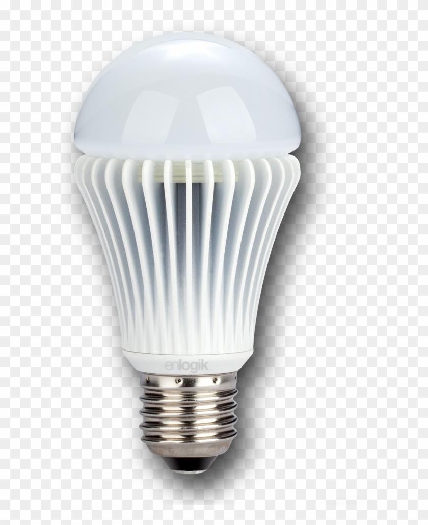 Led Bulb Png Pic - Led Bulb Images Png Clipart #593050