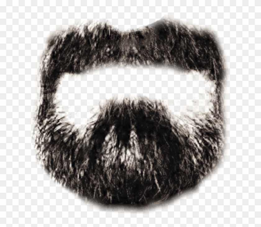 Free Png Download Black Beard Png Images Background - Transparent Background Beard Png Clipart@pikpng.com