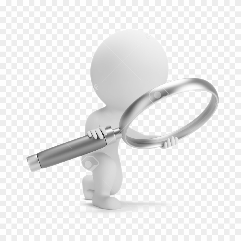 Bonhomme Loupe Png Clipart 594637 Pikpng