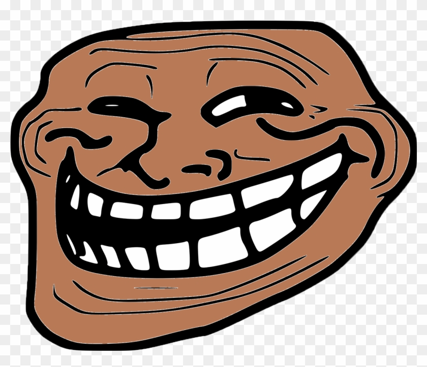 The Gallery For > Troll Face Dancing Animation Troll - Troll Face Clipart #595772