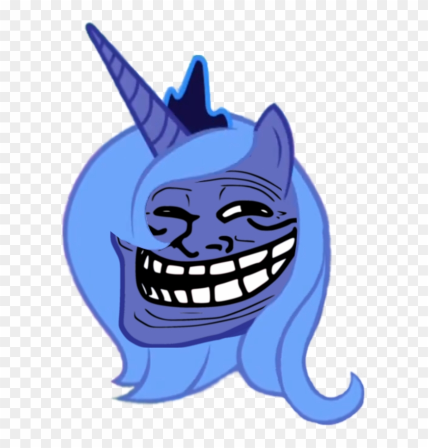 Trollface - Image - My Little Pony Troll Face Clipart #596149