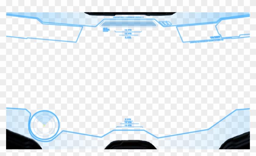 Halo Hud Png - Halo 3 Hud Transparent Clipart #597594