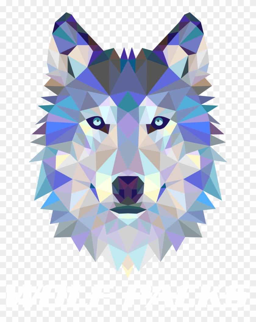 We Are A Diverse Bunch Of Masterminds, Originators, - Wolf Design T Shirt Clipart #5907850