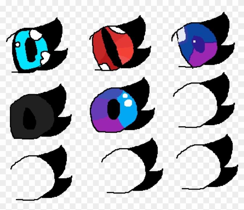 Collab Eye Drawing - Eye Clipart #5908790