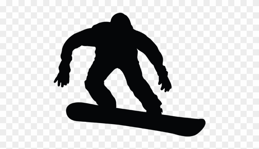 Snowboarderblack5 Snowboarding Clipart 5917931 Pikpng