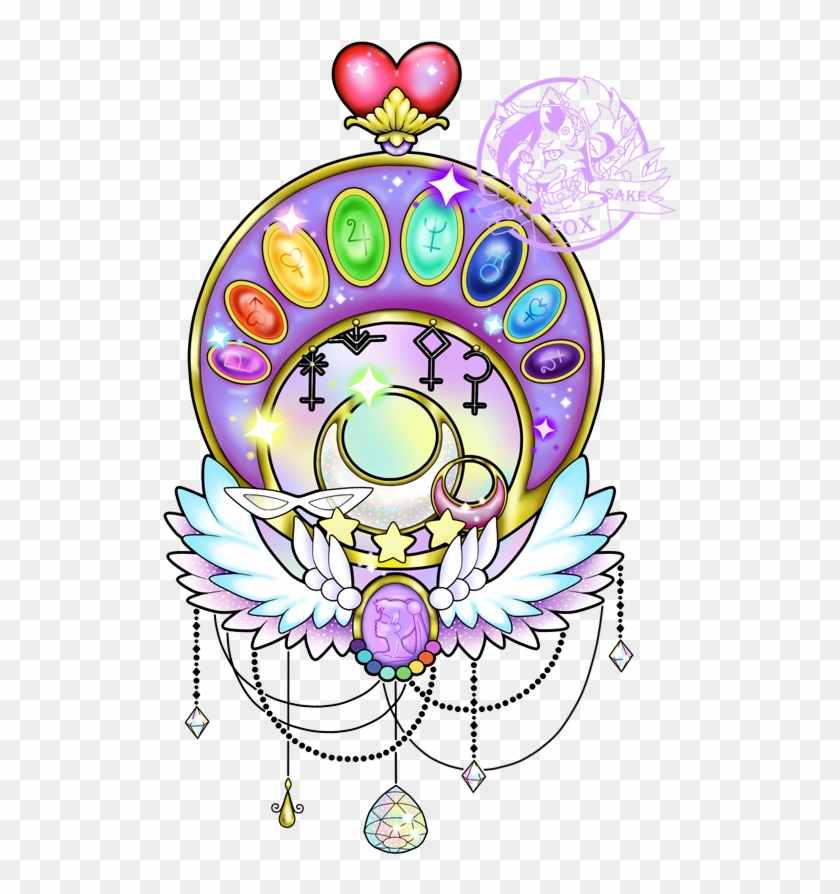 Image Result For Sailor Moon Luna And Artemis Tattoo - Tattoo Sailor Moon Clipart #5932899