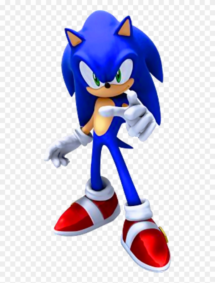 Picture Sonic The Hedgehog 2006 Render Clipart 5934176 Pikpng