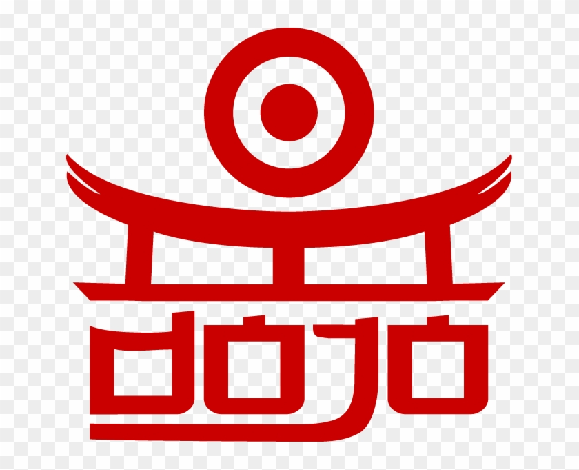 The Target About Transparent Background Dojo Logo Clipart 5940647 Pikpng