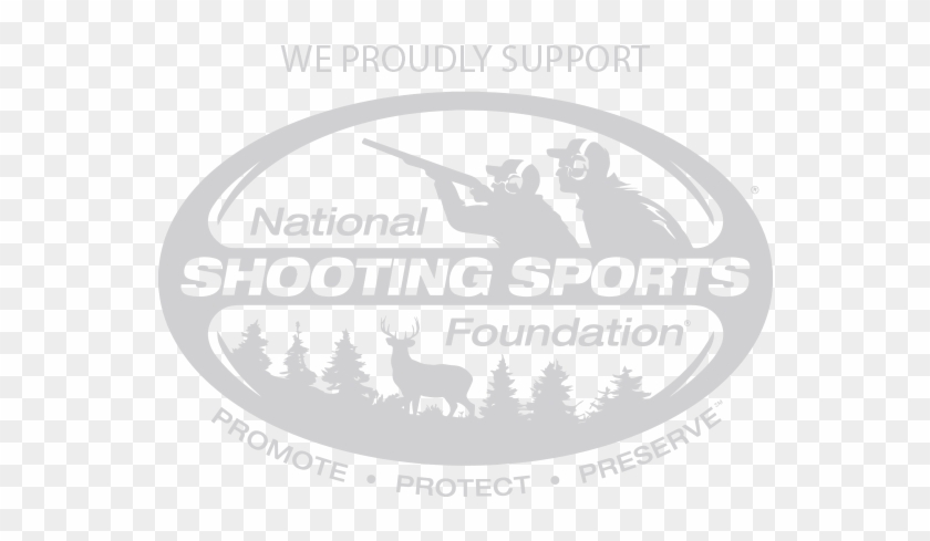 National Shooting Sports Foundation Logo Clipart #5951011