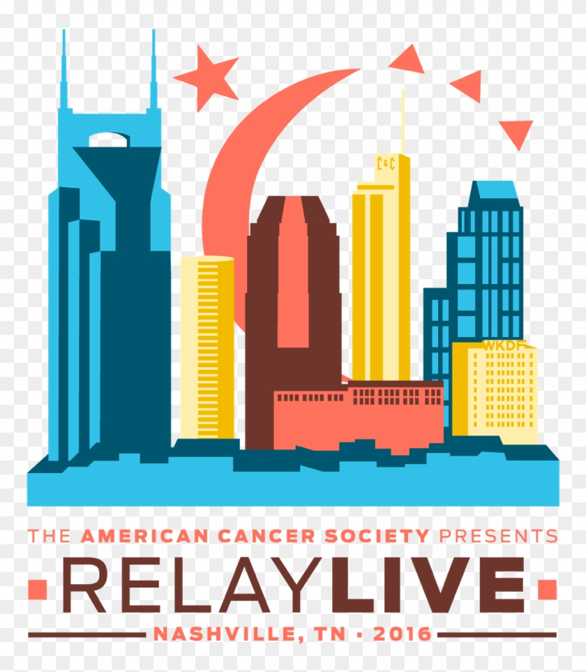 Relay For Life Nz Logo Clipart #5954553