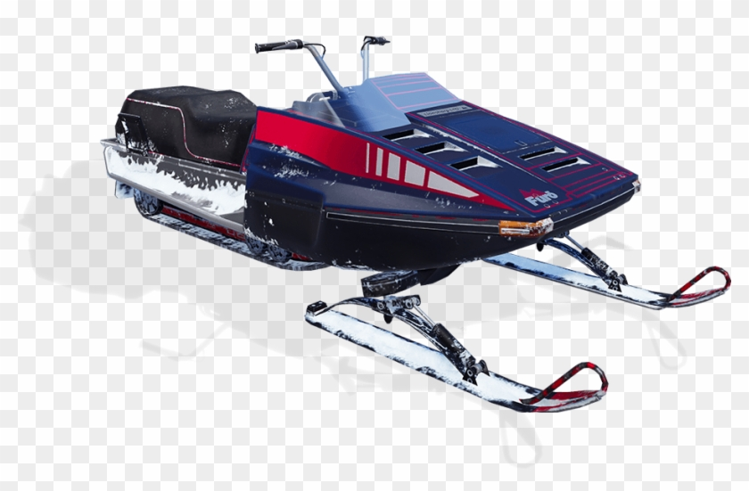 Amuse Others By Drifting With A Snowmobile - Snowmobile Pubg Mobile Clipart #5955259