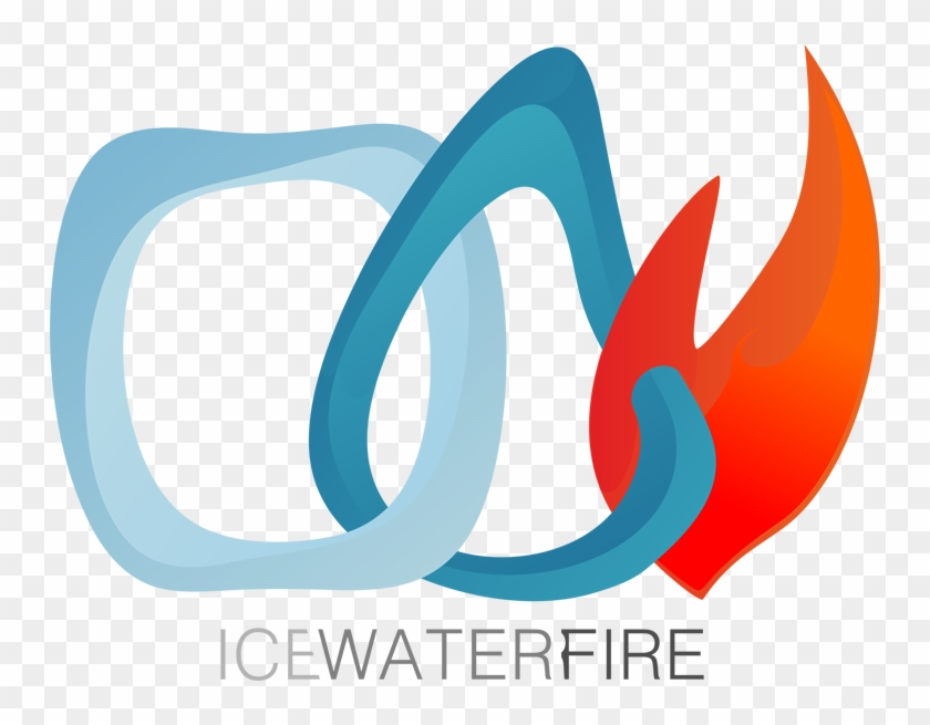 Water Ice Fire Clipart #5958004