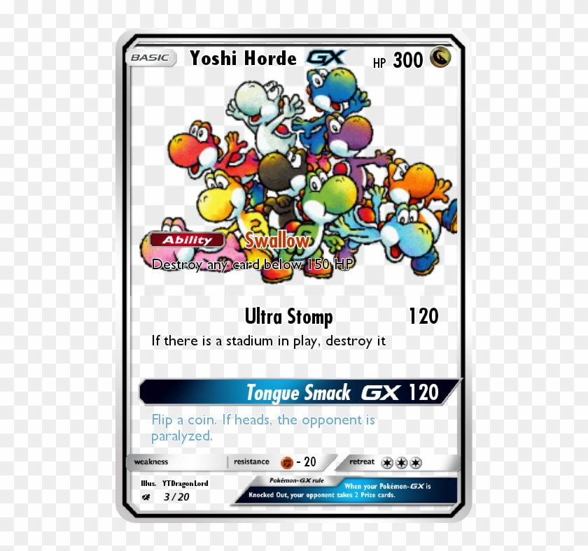 Yoshi S Island Pixel Png Download All The Yoshi Colors Clipart 5958839 Pikpng