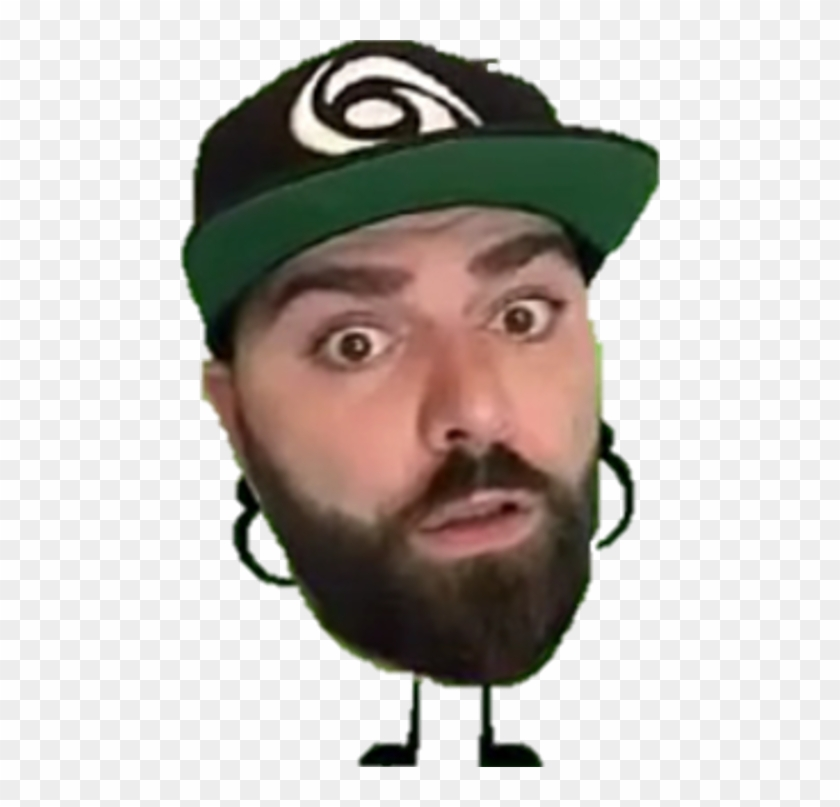 Keemstar Face Png 268494 Object Show 87 Keemstar Clipart 5965631 Pikpng