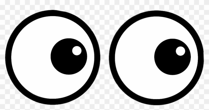 Sackboy Sticker Big Cartoon Eyes Png Clipart 5966995 Pikpng