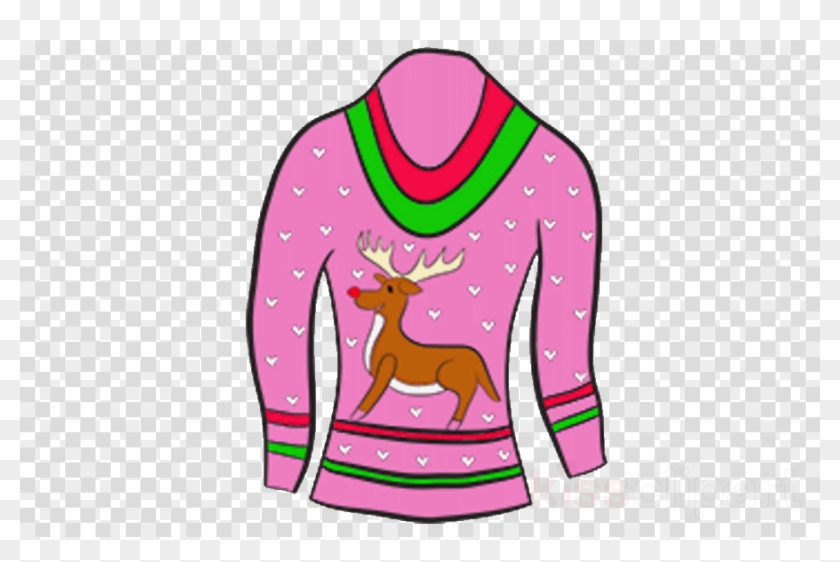 Download Ugly Sweater Clip Art Clipart Christmas Jumper Blue Ball No Background Png Download 5968105 Pikpng