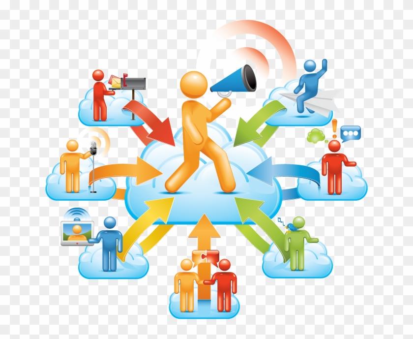 Este Tipo De Liderazgo Puede Ser Usado En Situaciones - Communication Outreach Clipart #5979553