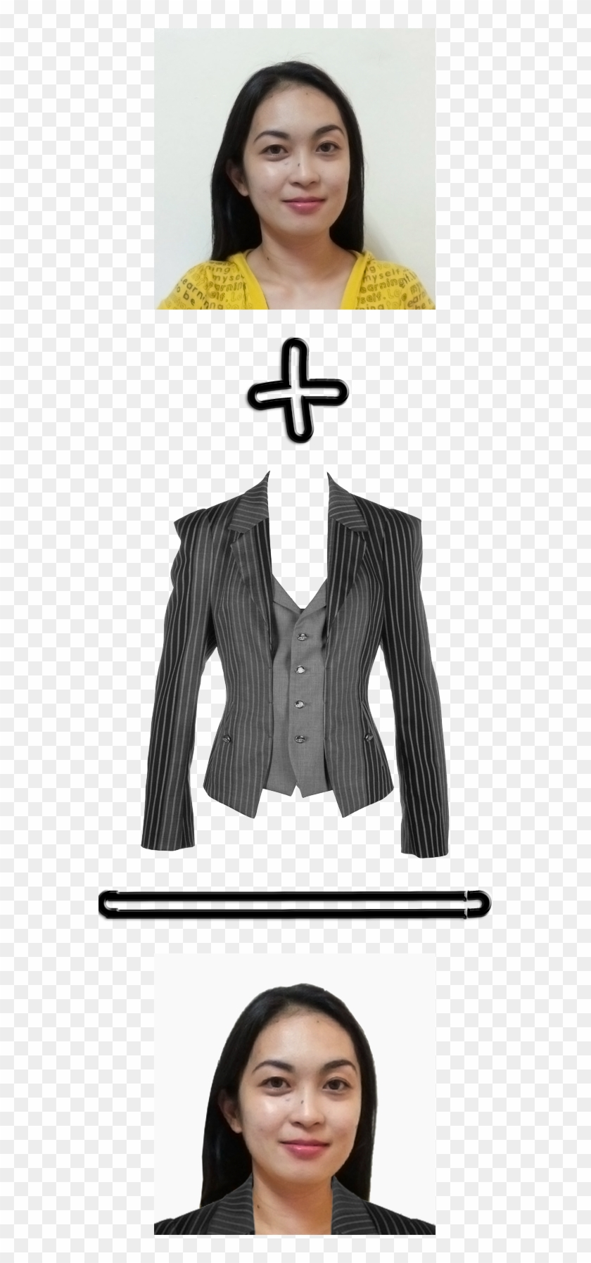Makeshift Id - Photoshop Formal Attire For Women Png Clipart@pikpng.com