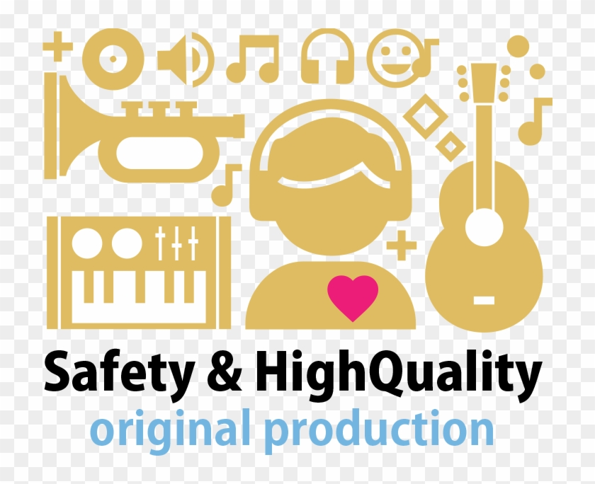 Therefore, We Can Directly Allow You To Use Our Music, - National Standards Health Clipart #5993984