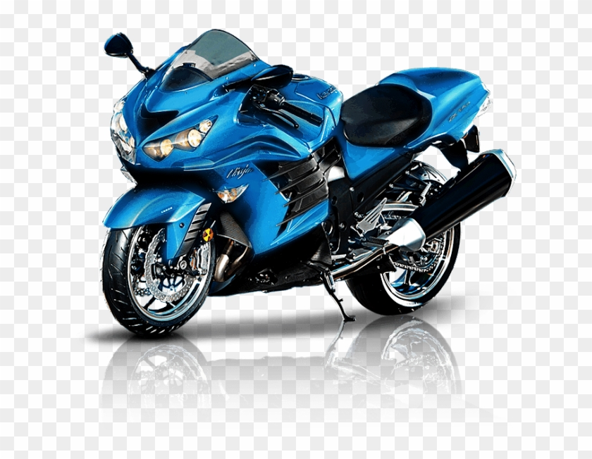 Bike Png - Kawasaki Zx1400 Clipart #5994375